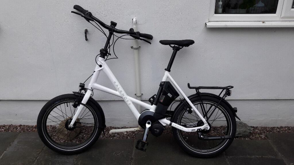 2015 kalkhoff sahel compact electric bike in gloucester. Black Bedroom Furniture Sets. Home Design Ideas