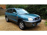 Hyundai Santa Fe 4x4 2003 Petrol