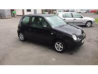2001 1.0 litre vw lupo for sale
