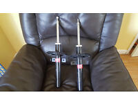 Shock absorbers for Renault Scenic