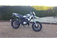 Generic Trigger SM X 50cc Motorcycle
