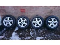 Nissan x trail alloys
