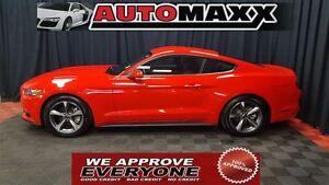 2015 Ford Mustang V6 Manual!! $179 Bi-Weekly! APPLY NOW DRIVE NO