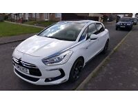 Citroen DS5 HYBRID4 DSPORT EGS 2.0 5dr SAT NAV, 2 TONE MASSAGING LEATHER SEATS AND MUCH MORE...