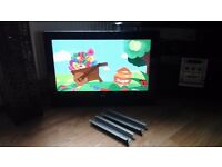 """26""""logic lcd tv in excellent condition"""