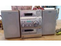 Sony Tape/Radio and CD Player/ Stereo
