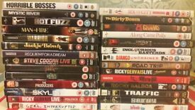 DVDs - Priced as shown, or 10 for £10