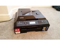 Brother MFC-J5910DW All-in-One Printer plus Ink (rarely used) Very Good Condition + Local Delivery