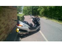 Yamaha Majesty YP 250 Maxi Scooter Just toured France on it 100% Reliable