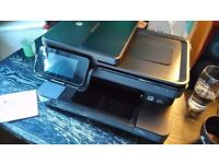 HP Photosmart 7520 e-All-in-One Printer - WIFI Printer and Scanner