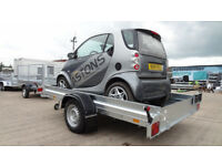 Car Transport trailer 1300kg 10ft x5ft + Ramp