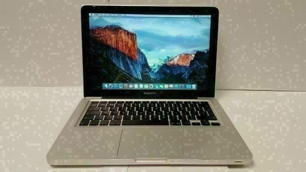 Apple MacBook Pro 13 inch Core i7 2 9GHz 8gb Ram 500gb HDD Logic Pro X  Omnisphere KeyScape Trillian | in Camden, London | Gumtree