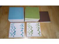 Box of 27 unused tiles - 100x100mm