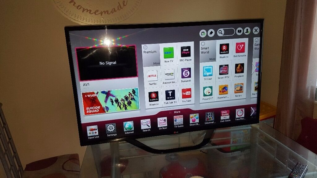 how to connect lg tv to wifi without remote