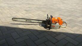 stihl ms880 chainsaw