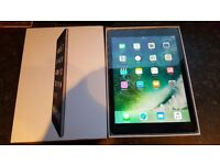 Ipad air 16gb wifi and 4g unlocked 4 weeks old bargain