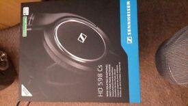 Sennheiser HD 598 CS headphones