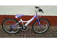 "Melody pro bike. Very good . 26"" wheels. Shimano brakes and gears. Quick Sale £40"