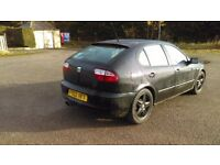 Seat leon 1.8/20v turbo sell or swap for automatic