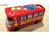 Vtech phonics bus
