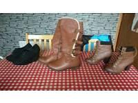Size 4 shoe bundle