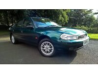 FORD MONDEO 1.8 VERONA ONE OWNER ONLY 33000 FULL SERVICE HISTORY LIKE NEW !!!