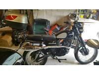Sinnis Scrambler 125cc