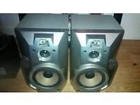 Sony Quick edge Woofer speakers
