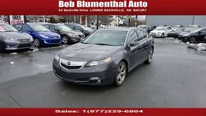 2012 Acura TL SH-AWD Leather
