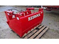 Redrock Sheargrab