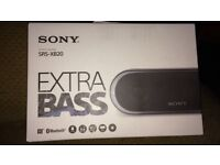 Sony Wireless Speaker SRS-XB20