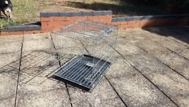 *Savic Dog Cage Used but Excellent Condition!* £30 ONO Bought for £65