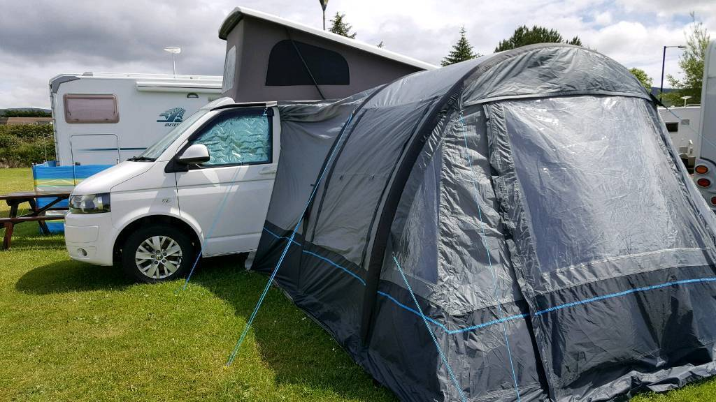Inflatable drive away awning | in Wakefield, West ...