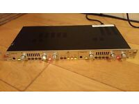 DBX 386 Dual Channel Tube Preamp with Digital Output & Upgrades