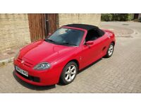 For sale mg tf 1.8