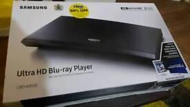 4K Brand new Samsung UltraHD Blu-ray wi-fi