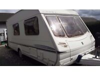 ABBEY AVENTURA 320 LUXURY SPACIOUS 4 BERTH YEAR 2003