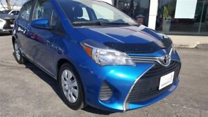 2015 TOYOTA YARIS HATCHBACK LE | B/T, A/C, KEYLESS ENTRY, 4 SPEA