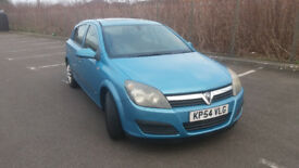 2004(54)VAUXHALL ASTRA 1.6 LIFE MET BLUE,LONG MOT,GOOD RUNNER,CHEAP CAR