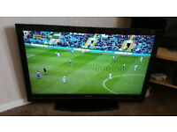 "40"" Toshiba TV FullHD with USB Player and Freeview"