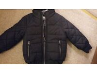 Marks and Spencers Boys Coat. Size 1 1/2-2 years. Stormwear with 3 *thermal. £10