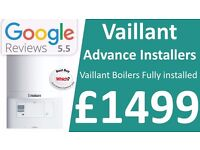 Worcester Bosh Boilers Supply And Fit **£1499**Installation by Accredited Installer/No Hidden Fees