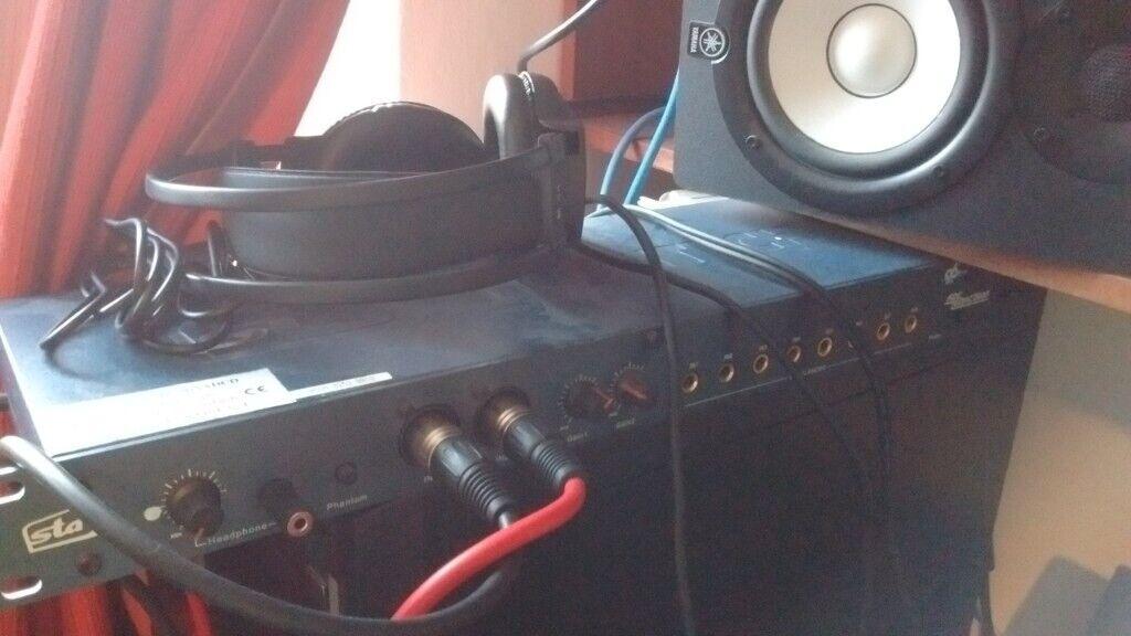 Awesome Desktop Pc With Staudio C Port 10 Input Audio Interface Sony Monitor And Logitech Keyboard In Acton London Gumtree Interior Design Ideas Oteneahmetsinanyavuzinfo