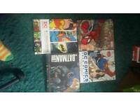 MARVEL DC COMICS CHRONICLES