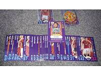 SWAP OR SELL. Match attax
