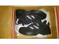 steel toe capped shoes size 3