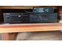 Rotel CD Player RCD-965BX (with remote control & manual)