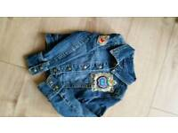 APPLE BOTTOMS Girl Denim Jacket
