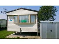 2013 Static Caravan With Fees for 2018 included