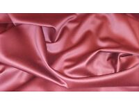 100% Lambswool sateen of the finest quality suitable for curtains, accessories or light upholstery.
